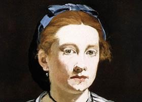 爱德华马奈肖像画代表作品