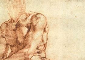 人体素描图片欣赏三
