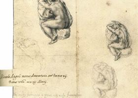 人体素描图片欣赏四