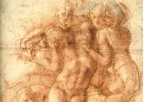 人体素描图片欣赏九