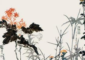 写意花鸟画常见的表现方法