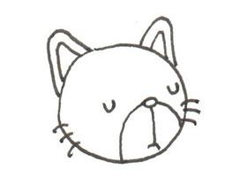 花猫的卡通画画法