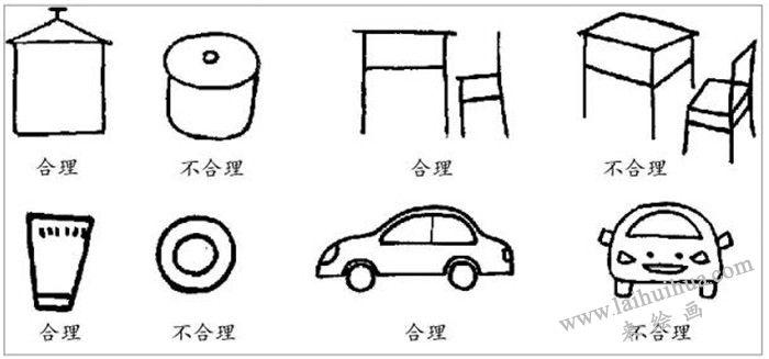 学好简笔画的方法 一  (图1-4)