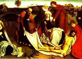 尼德兰和德国早期古典油画大师技法