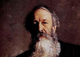 《穆索尔斯基肖像》人物油画