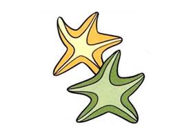 海星儿童画法(一)