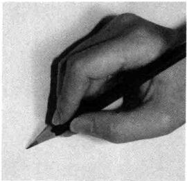 握笔姿势01