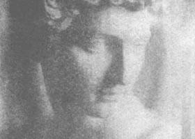 朱里亚诺石膏头像