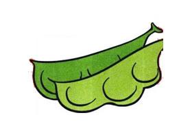 豌豆儿童画