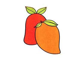 芒果儿童画