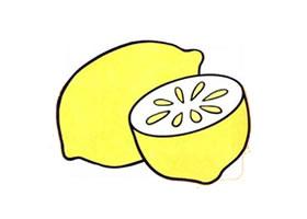 柠檬儿童画
