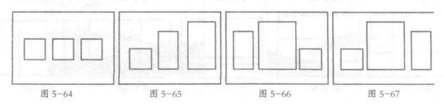 风景素描画法:画面构成的原则01