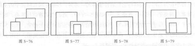 风景素描画法:画面构成的原则04