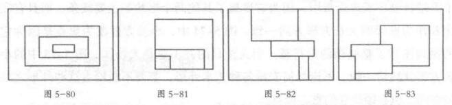 风景素描画法:画面构成的原则05