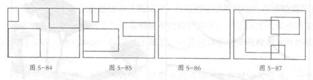 风景素描画法:画面构成的原则06