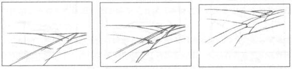 风景素描技巧:地面起伏01