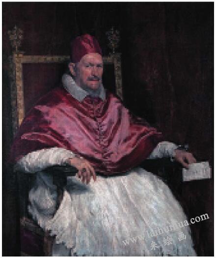 《教皇英诺森十世》
