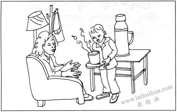 社会科学:尊老爱幼