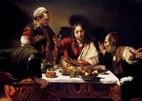 卡拉瓦乔人物油画代表作品