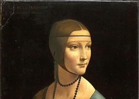 达·芬奇油画作品欣赏之三