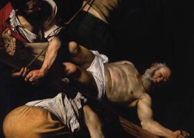 卡拉瓦乔的人体油画代表作品