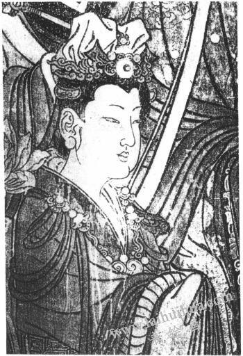 永乐宫壁画(局部)