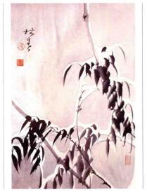 竹子的画法06