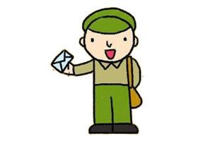 邮递员简笔画画法步骤