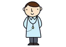 医生简笔画画法步骤