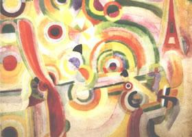 世界名画:《向勃列里奥致敬》布面油画