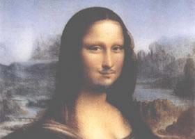 世界名画:《带胡须的蒙娜丽莎》(L.H.O.O.Q)