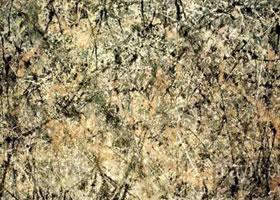 世界名画《熏衣草之雾》(第一号,1950)