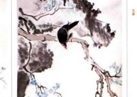 写意花鸟画的临摹方法