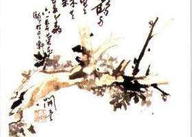 写意花鸟画的章法