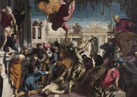 世界名画《圣马尔克解救奴隶》欣赏