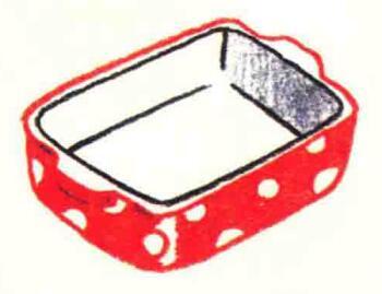 盘子色铅笔简笔画画法步骤05