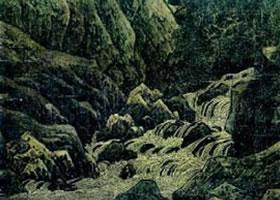 山水画水法