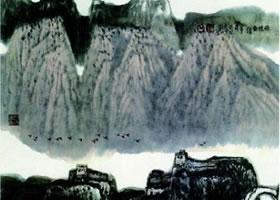 山水画写生的主要内容及其方法