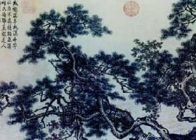 丛树的画法