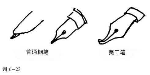 钢笔画的工具