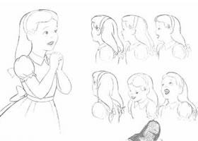 卡通画的创作步骤