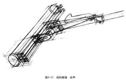 结构素描01