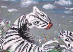 斑马儿童画法(二)