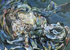 世界名画:《风的新娘》