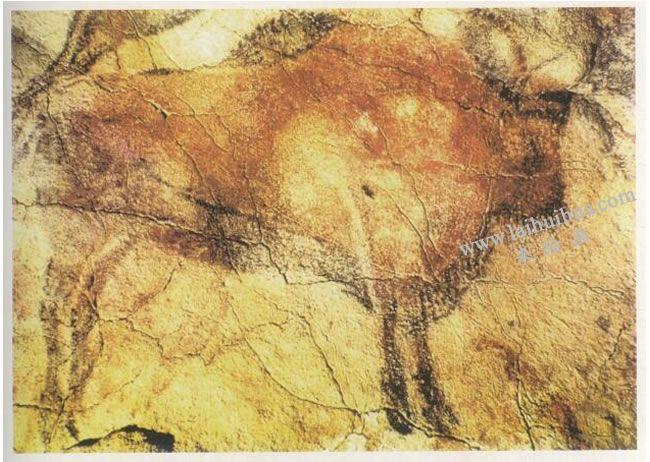 《阿尔塔米拉野牛》
