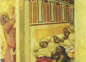 罗伦采蒂兄弟《巴里的圣尼古拉的善举》