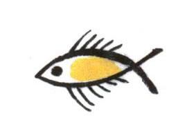 小鱼儿童水墨画法