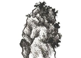 山水画解索皴技法解析