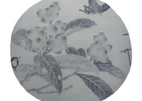工笔画《琵琶山鸟图》临摹步骤