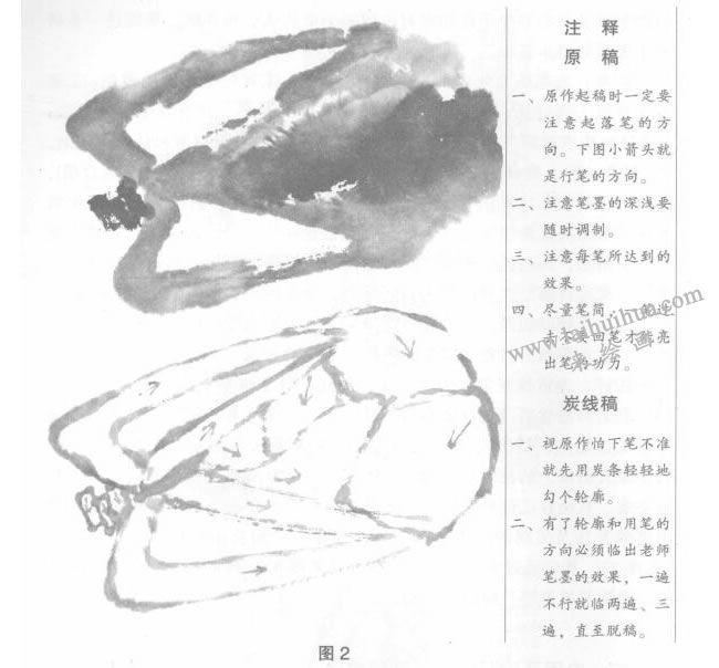 怎么样学中国画